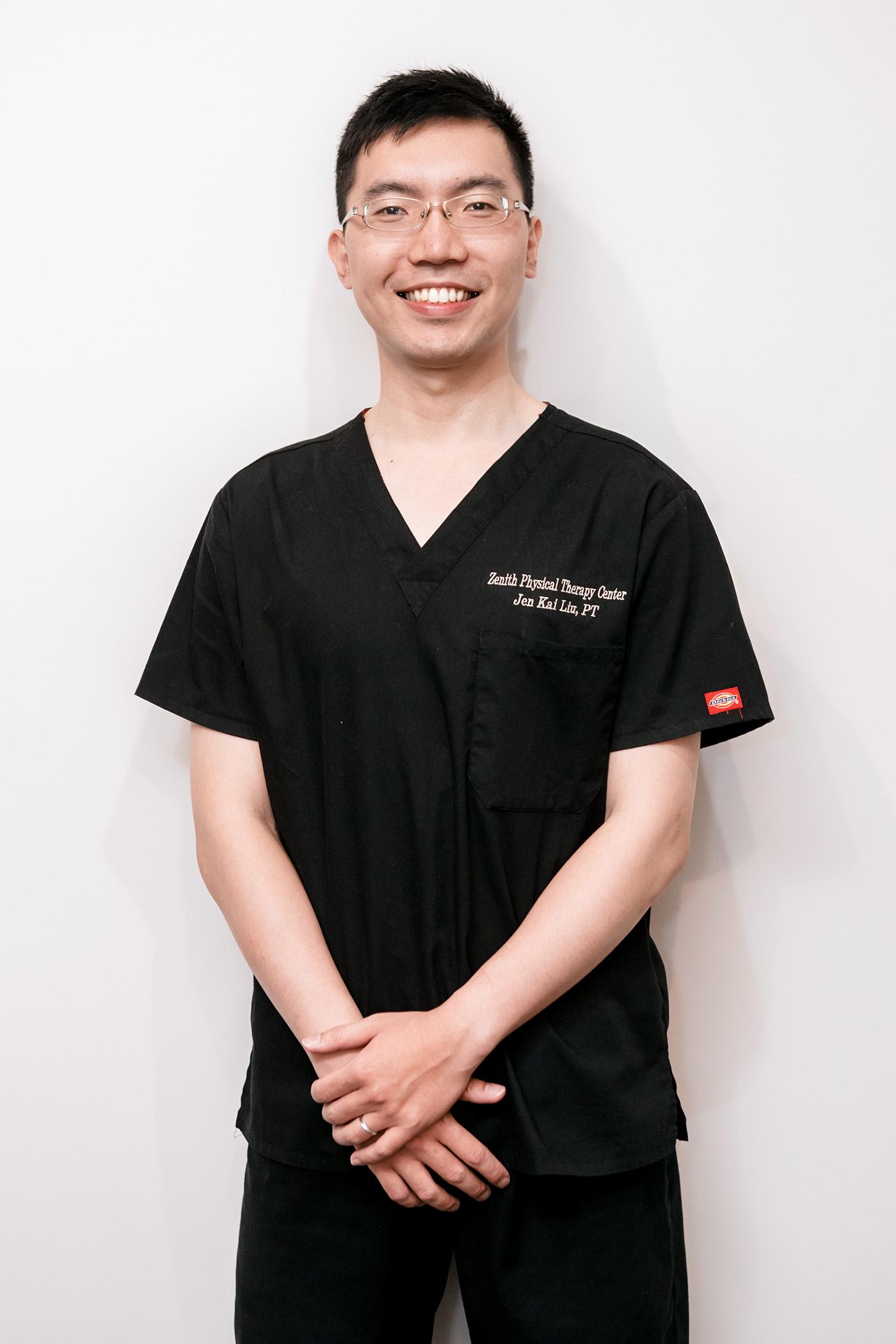 劉仁凱-物理治療師