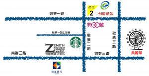 勁緻物理治療所-地圖-台北市-中山區-內湖區-美麗華-劍南路站